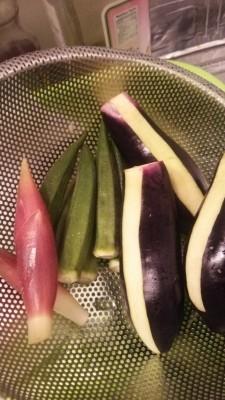 夏野菜で体調管理