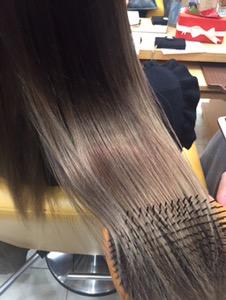魔法のトリートメントアンヘルでツヤツヤの美髪に  仙台美容室ソファ駅前店鈴木のブログ