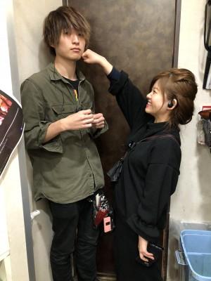 武者修行中です!仙台 美容室 Sofa 泉中央 アシスタント 澤田理来
