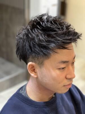 モヒカン ジェット ジェットモヒカン風のヘアセット方法〜ワックス編〜