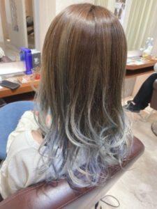 ベージュ×カラー【Abeige×colour】で髪質改善☆色待ちアップ