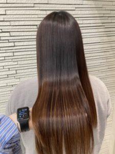 髪質改善トリートメント!