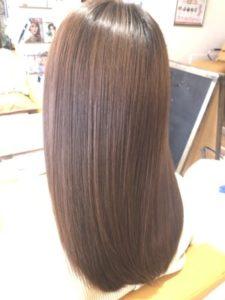 髪質改善トリートメント。仙台 美容室 Sofa 泉中央 小島 悠花