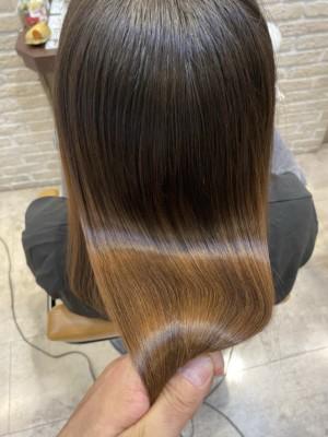 ソファ広瀬通店の髪質改善トリートメントについて。